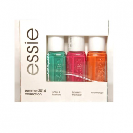 Kit 3 Lacuri De Unghii Essie Summer 2014 Collection 3x5 ml