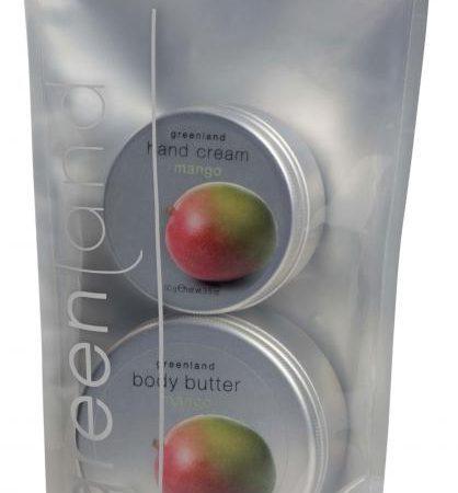 Pachet Promotional Greenland Crema de Maini + Unt de Corp cu Mango