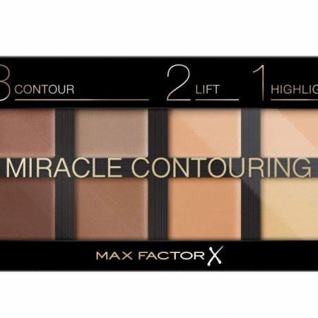 Paleta pentru conturare si evidentiere MAX FACTOR Miracle 3 2 1 Contouring 30 g