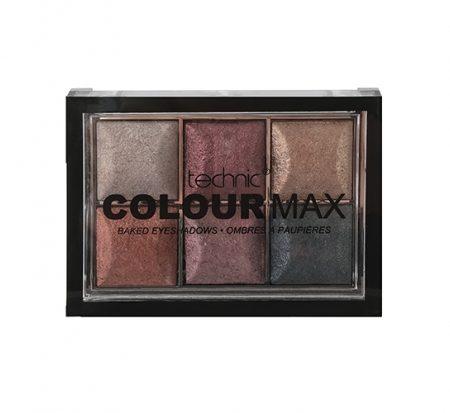 Paleta Cu 6 Farduri Pigmentate Technic Colour Max Treasure Chest